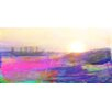 Marmont Hill The View' Graphic Art Wrapped on Canvas