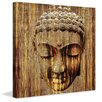 Marmont Hill Buddha' Graphic Art Wrapped on Canvas