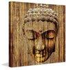 Marmont Hill Leinwandbild Buddha, Grafikdruck