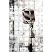 Marmont Hill Mic' Graphic Art Wrapped on Canvas