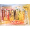 Marmont Hill New York' Art Print Wrapped on Canvas