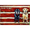Marmont Hill Lean On Me' Art Print Wrapped on Canvas