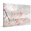 Marmont Hill Spring II' Art Print Wrapped on Canvas