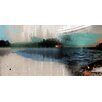 Marmont Hill Water Scene' Graphic Art Wrapped on Canvas