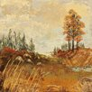 Marmont Hill Grand Vista I' Art Print Wrapped on Canvas