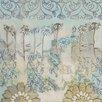 Marmont Hill Leinwandbild Aquafloral, Kunstdruck