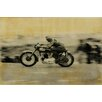 Marmont Hill Bike 1' Graphic Art Wrapped on Canvas