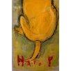 """Marmont Hill Leinwandbild """"Happy Tails"""" von Tori Campisi, Kunstdruck"""