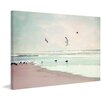 Marmont Hill Take Off' Photographic Print Wrapped on Canvas