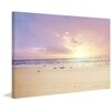 Marmont Hill The Beach is My Happy Place' Photographic Print Wrapped on Canvas