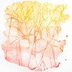 Marmont Hill Leinwandbild Abstraction, Grafikdruck