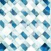 Marmont Hill Leinwandbild Interwoven, Grafikdruck