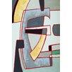 Marmont Hill Leinwandbild Fragmented Sentiment, Kunstdruck