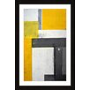 Marmont Hill Fragmentation Framed Art Print