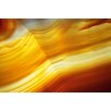 Marmont Hill Waves Graphic Art Wrapped on Canvas