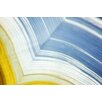 Marmont Hill Crease Graphic Art Wrapped on Canvas