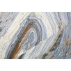 Marmont Hill Lake Swirls Graphic Art Wrapped on Canvas