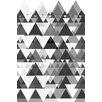 Marmont Hill Leinwandbild Dense Forest, Grafikdruck