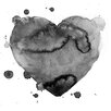 Marmont Hill Leinwandbild Heart of Sadness, Kunstdruck