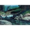 Marmont Hill Steelhead Graphic Art Wrapped on Canvas