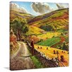 Marmont Hill My Country Framed Painting Print