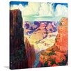 Marmont Hill Grand Canyon 4 Framed Painting Print