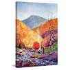 Marmont Hill Autumn View Framed Painting Print
