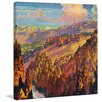 Marmont Hill Grand Canyon Framed Painting Print