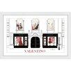 "Marmont Hill ""Valentino"" by Loretta So Framed Graphic Art"