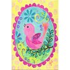 "Marmont Hill ""Bird Sings"" by Jill Lambert Art Print Wrapped on Canvas"