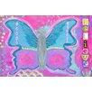 "Marmont Hill Leinwandbild ""Believe Butterfly"" von Jill Lambert, Kunstdruck"