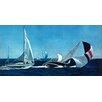 Marmont Hill Leinwandbild Fallen Sail, Fotodruck