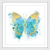 "Marmont Hill ""Butterfly"" by Amanda Greenwood Framed Art Print"