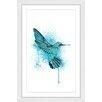 "Marmont Hill ""Hummingbird"" by Amanda Greenwood Framed Art Print"