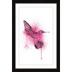 "Marmont Hill ""Hummingbird"" by Amanda Greenwood Framed Art Print"