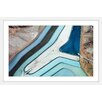 "Marmont Hill ""Winding River"" Framed Photographic Print"