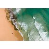 "Marmont Hill ""The Waves"" by Karolis Janulis Photographic Print Wrapped on Canvas"