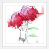 Marmont Hill 'Peonies' by Alison Petrie Framed Painting Print