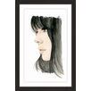 Marmont Hill 'Good Hair' by Dena Cooper Framed Painting Print
