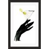 Marmont Hill 'Dirty Cocktail' by Dena Cooper Framed Painting Print