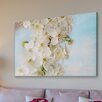 Marmont Hill 'Springtime' by Sylvia Cook Photographic Print on Wrapped Canvas