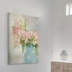 Marmont Hill 'Alstroemeria Still Life' by Sylvia Cook Graphic Art on Wrapped Canvas