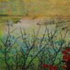Marmont Hill 'Bucolia 2' by Tracy Silva Barbosa Painting Print on Wrapped Canvas