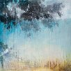 Marmont Hill 'Forsythia 1' by Tracy Silva Barbosa Painting Print on Wrapped Canvas