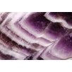 Marmont Hill Amethyst Cliffs Graphic Art Wrapped on Canvas