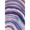 Marmont Hill Agate Graphic Art Wrapped on Canvas