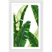 Marmont Hill Banana 1 Framed Art Print