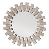 OSP Designs Decorative Round Wall Mirror