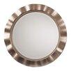 OSP Designs Cosmos Decorative Beveled Wall Mirror