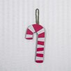 Adams & Co Candy Cane Ornament